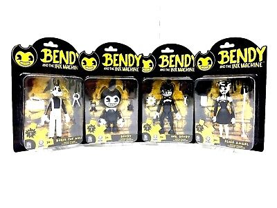 Bendy and the Ink Machine Series 1 Action Figure YOU CHOOSE Wolf Bendy Ink Angel
