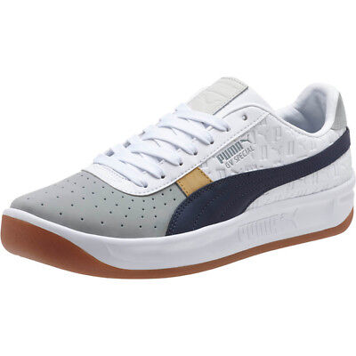 newest 0317b bada4 PUMA GV SPECIAL LUX # 368151 01 White Navy Gum Men SZ 8 - 13