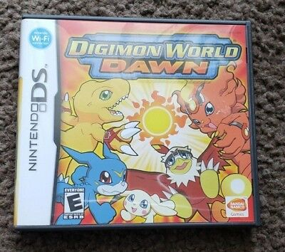 Digimon world nds