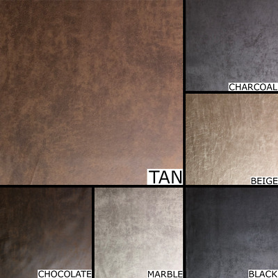 High Quality Distressed Faux Leather FR Fire Retardant Fabric Upholstery Car