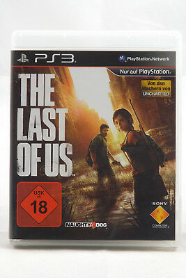 The Last Of Us (Sony PlayStation 3) PS3 Spiel in OVP, PAL, CIB, SEHR GUT