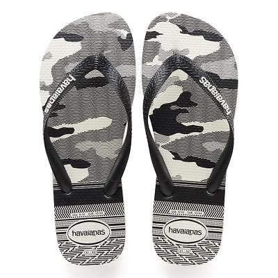 ae58fbcd0 2018 NWOT MENS HAVAIANAS TOP ILLUSION SANDALS  24 9 10 Camouflage pool shoe