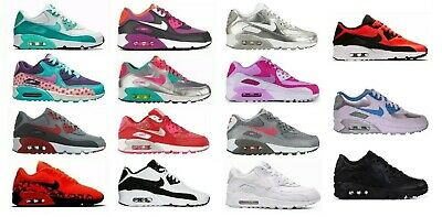 121a52e22ed44 NIKE AIR MAX 90 Youth/Kids Athletic Shoes, Color, Size, #  833376/724875/833412