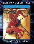 Spider-Man (Blu-ray Disc, 2010, WS)