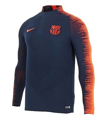 ad52aacc3df Nike FC Barcelona Vaporknit Drill Strike Top New Sz - XL Football 943165 452