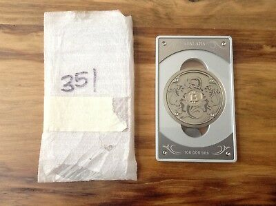 2014Kialara Physical Bit coin - #351 - Unfunded - LIMITED EDITION