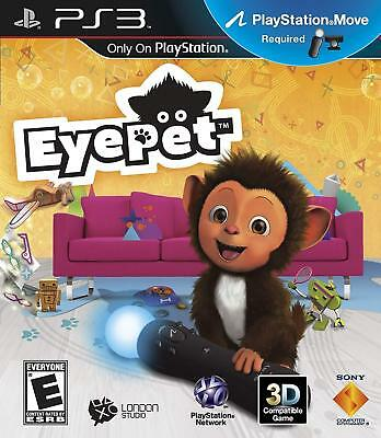 EyePet For Playstation 3
