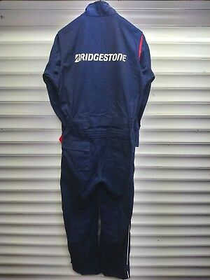 """bridgestone"" Coverall By Bridgestone Genuine 