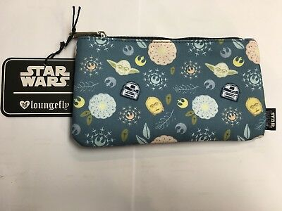 Disney Loungefly Star Wars Pencil Case/Makeup Pouch