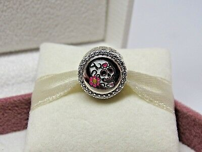 New w/Box Pandora Day of the Dead Sugar Skull EXCLUSIVE Charm ENG792016Z_30
