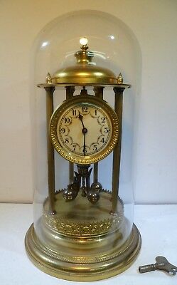 Kern Louvre Bandstand 400 Day Torsion Anniversary Clock