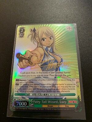 "WS Weiss Schwarz ENGLISH FT//SE10-E46 PR /""Maiden of the Sky/""Wendy Fairy Tail"