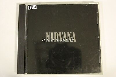 Nirvana by Nirvana (US) (CD, Oct-2002, Geffen)
