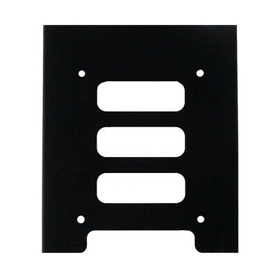 """Metal Mounting SSD HDD 2.5"""" To 3.5"""" Adapter Bracket Dock Hard Drive Holder"""
