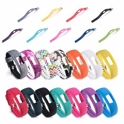 New Silicone Replacement Watch Band Wrist Strap for Garmin Vivofit 4 Tracker RU