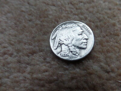 Rare  Collectable  American Coin 5 Cents 1935 -  21mm .   Good Gift.