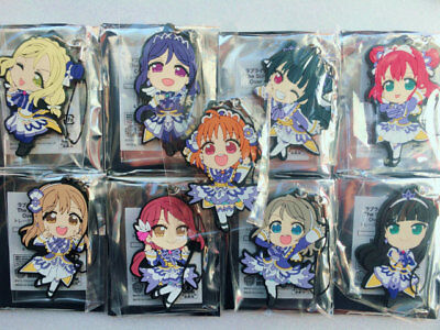 Love Live! Sunshine!I the MOVIE Over the Rainbow Rubber Strap Theater Limited