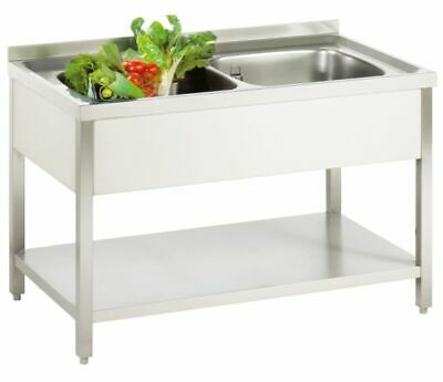 Sink from Cns 1400x700x850mm