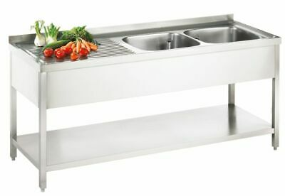 Sink from Cns 1800x600x850