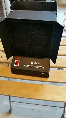 Xytronic solder carbon Fume Extractor 426DLX