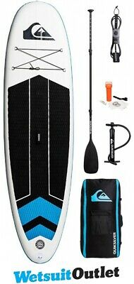"""*2018 Quiksilver ISUP 10'6x32"""" Inflatable Stand Up Paddle Board Inc. Pump, Paddl"""