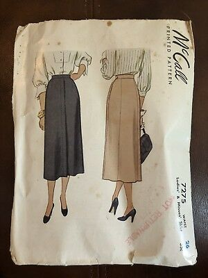 Vintage Sewing Patterns Lot-60-1940s-1970s, Advance, McCalls, Simplicity