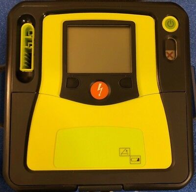 New in Box Zoll AED Pro Semi-Automatic new CPR-D Padz ECG Cable and Monitoring