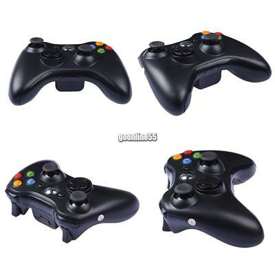 Xbox 360 Controller USB Wired+ Wireless Game Pad For Microsoft Xbox 360 UK FAST