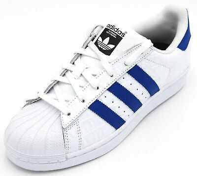 new concept 5de1c cb183 Adidas Man Sneaker Shoes Casual Free Time Leather Code Bz0197 Superstar