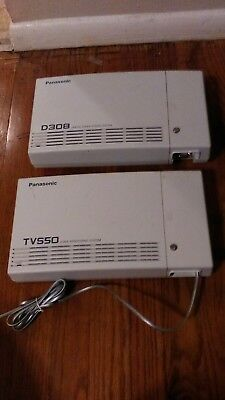 PANASONIC KX-TD308 KEY SERVICE SYSTEM(3 CO AND 8 STATION) for office phones