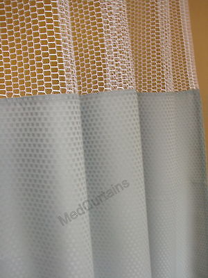 Curtain Willow 144W x 93 HOSPITAL CLINIC LAB Antibacterial Antimicrobial medical