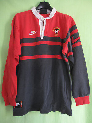 Maillot Rugby NIKE Premier Stade Toulousain 90'S Vintage ST Toulouse Jersey - S