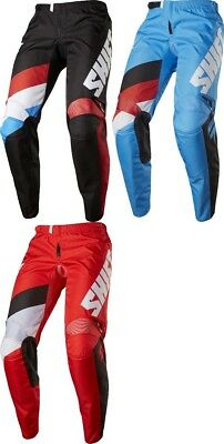 Shift MX White Label Tarmac Adult Mens Motocross Racing Pants Offroad ATV