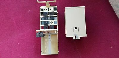 GPO Strowger Telephone Exchange empty relay set for 10 x 3000 type relays