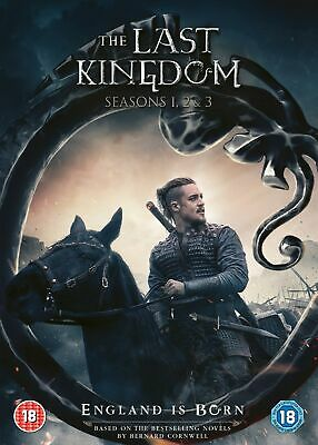 The Last Kingdom: Seasons 1-3 (Box Set) [DVD]