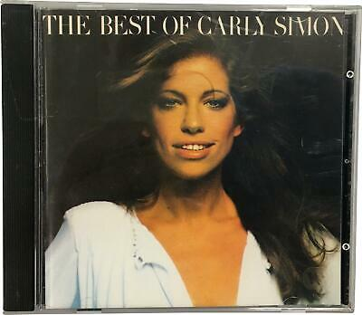 PRE-OWNED Elektra The Best Of Carly Simon - 12cm Music CD