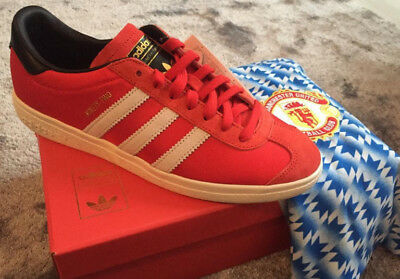 ADIDAS MANCHESTER UNITED Class Of 92 Size 10 Deadstock