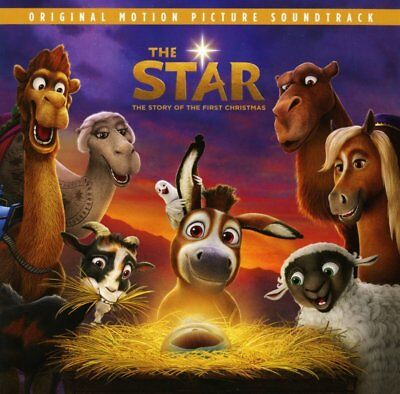 The Star (Original Motion Picture Soundtrack) [Cd 2017] New & Sealed
