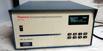 Thermo Environmental Instruments 49C O3 Calibrator Primary Standard