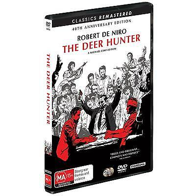 Deer Hunter, The (DVD, 2018, 2-Disc Set) (Region 4) New Release