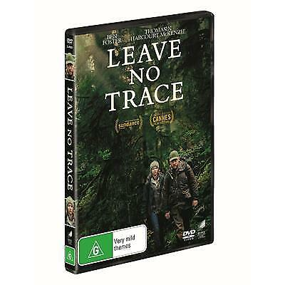 Leave No Trace (DVD, 2018) (Region 4) New Release