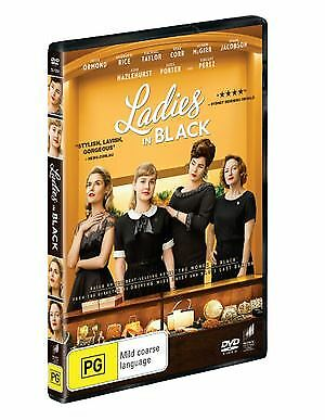 Ladies In Black (DVD) (2018) (Region 2,4) New Release