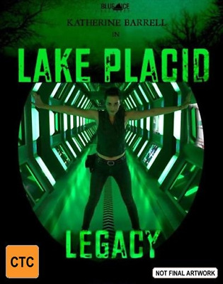 Lake Placid - Legacy (DVD, 2018) (Region 4) New Release