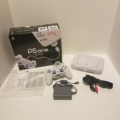 Sony PlayStation 1 Complete System Slim Console (SCPH-101) PS1 PSone