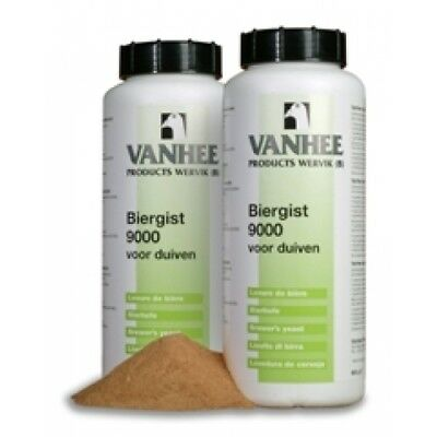 Pigeon Product - Brewer's yeast powder 9000 (Biergist) - 600gr by Vanhee