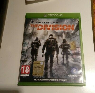 The Division Ita XBox One USATO GARANTITO