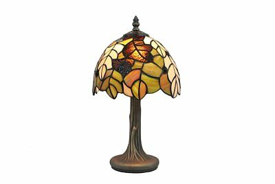 Harvest Tiffany Style Table Lamp