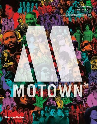 Motown: The Sound of Young America by Adam White Paperback Book Free Shipping!