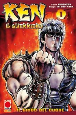 Planet Manga - Ken il Guerriero 1 - Ristampa - Nuovo !!!