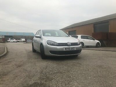 Volkswagen Golf 1.6 TDI 2010 80500 miles NEW CLUTCH AND FLYWHEEL FITTED!!